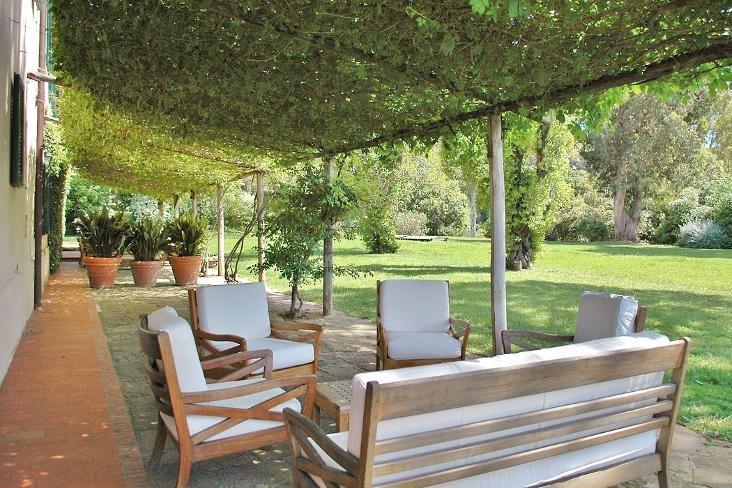 Villa San Vincenzo 9 - Image 1 - Castagneto Carducci - rentals