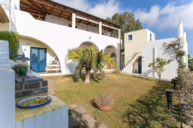 Villa Sette Sorelle - Image 1 - Santa Marina Salina - rentals