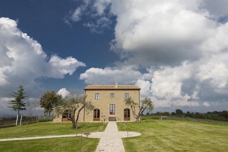 Villa Sorano - Image 1 - San Quirico di Sorano - rentals