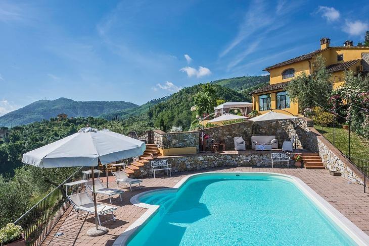 Villa Solaria - Image 1 - Casalguidi - rentals