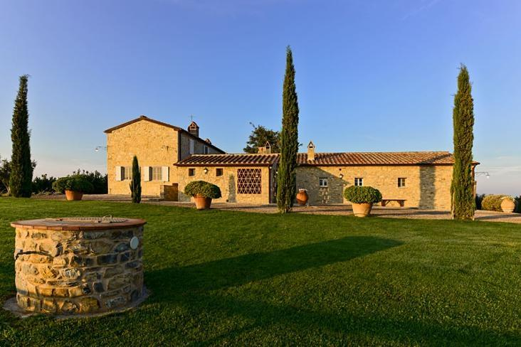 White Retreat 17 - Image 1 - Magliano in Toscana - rentals