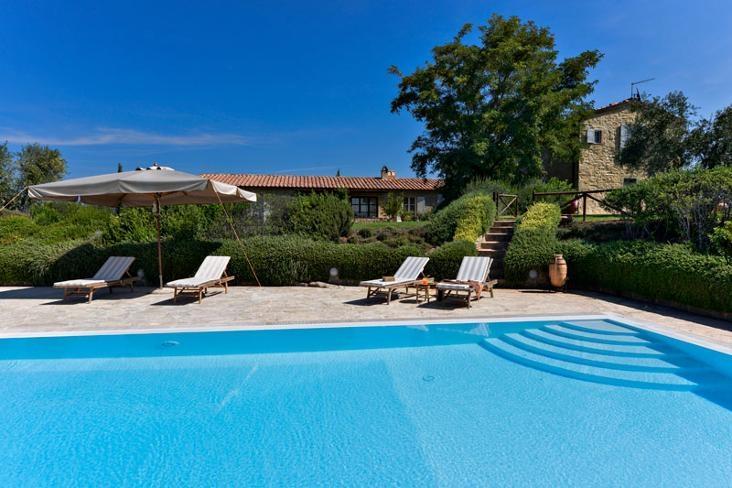 White Retreat 8 - Image 1 - Magliano in Toscana - rentals