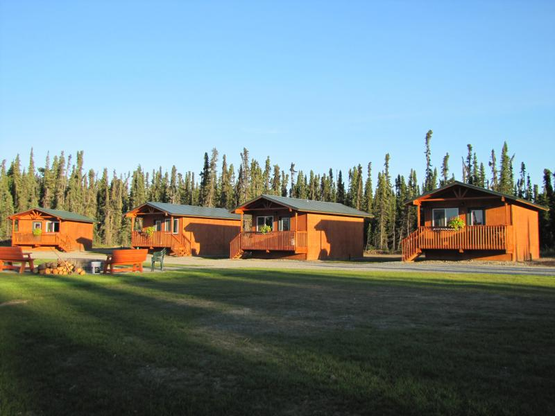 Alaska Moose and Spruce Cabins and Lodging - Image 1 - Soldotna - rentals