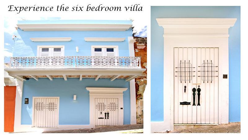 6 BR/3.5 BA Luxury 3 Story Villa 4,750 Sqft - Image 1 - San Juan - rentals