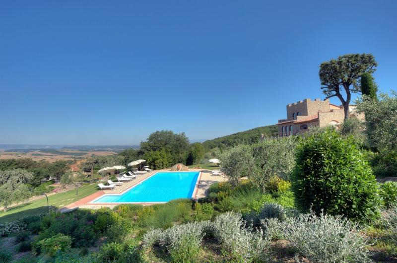 Villa Torresassa - Image 1 - Montaione - rentals