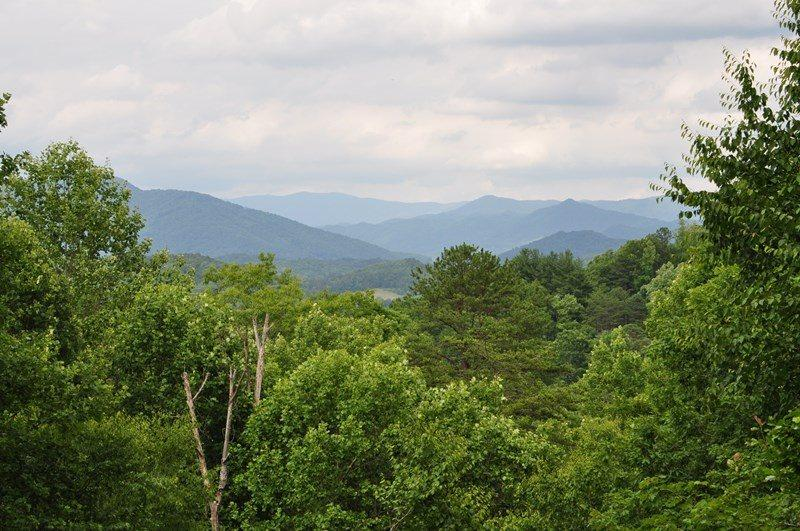Southern Comfort - Hot Tub, Incredible View, Fire Pit and More at this Conveniently Located Mountain Paradise - Image 1 - Bryson City - rentals