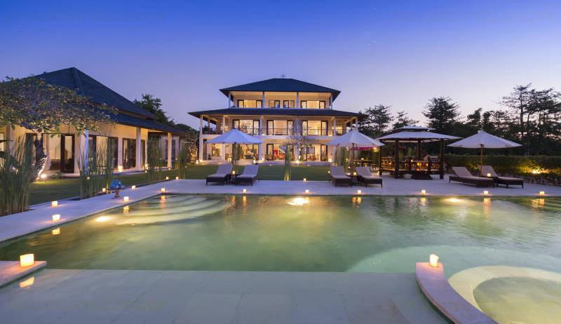 Villa Bulan Putih, Bingin Beach, Bukit, Bali - Villa Bulan Putih Bukit Bali Seaview 7Bdrm Luxury - Jimbaran - rentals
