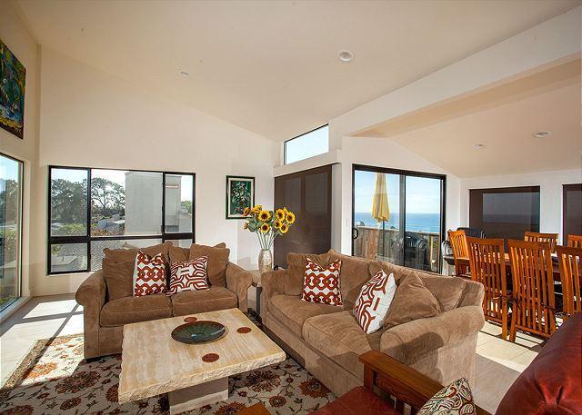 2 Bedroom, 2 Bathroom Vacation Rental in Solana Beach - (SUR182) - Image 1 - Solana Beach - rentals
