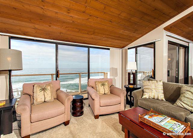 2 Bedroom, 2 Bathroom Vacation Rental in Solana Beach - (SUR116) - Image 1 - Solana Beach - rentals