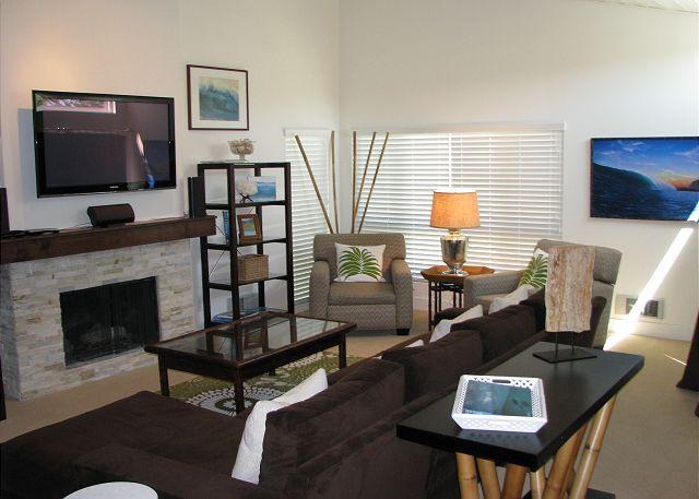 Living Room - 2 Bedroom, 2 Bathroom Vacation Rental in Solana Beach - (SUR164) - Solana Beach - rentals