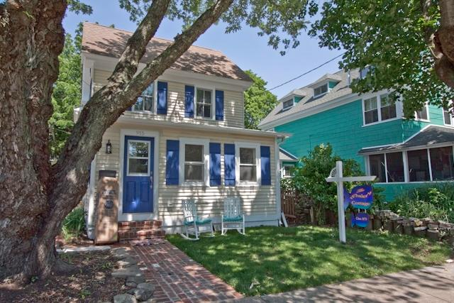 Whaler's Cottage 126474 - Image 1 - Cape May - rentals