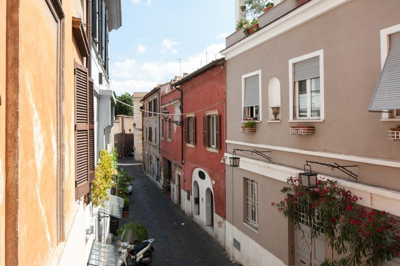 trastevere holiday rentals at rome - view - Smoochy studio apartment Rome Trastevere, Jubilee - Rome - rentals