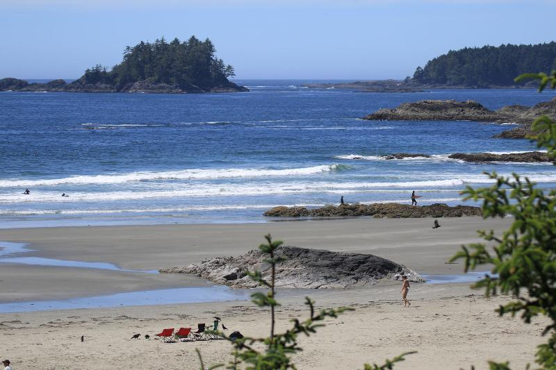 Chesterman Beach - The Yacht House on Chesterman Beach - Tofino - rentals