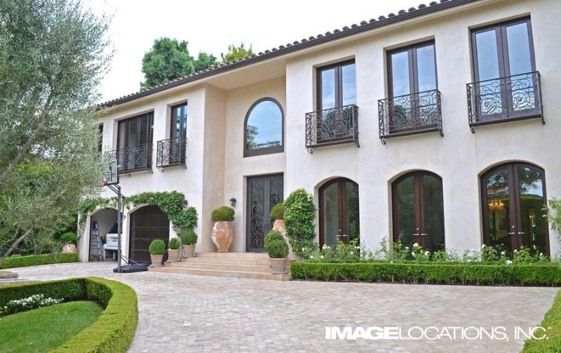 Beverly Hills Mediterranean Estate - Image 1 - Beverly Hills - rentals
