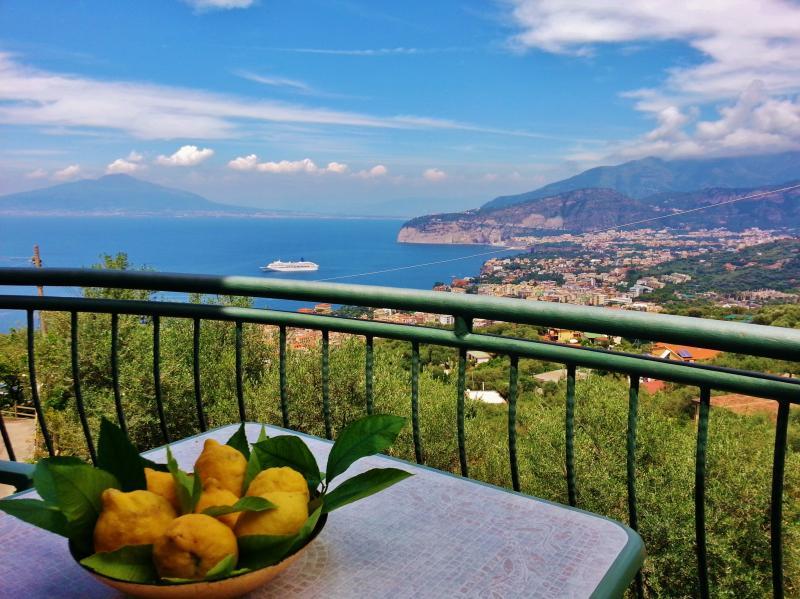 Villa Caruso - Image 1 - Sorrento - rentals