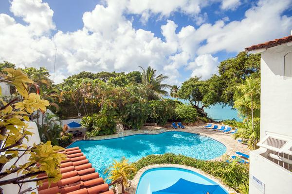 Townhouse at Merlin Bay, The Garden. BS HIB - Image 1 - Barbados - rentals