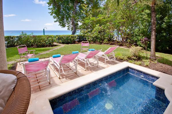 3-story beachfront townhouse. BS FAT - Image 1 - Barbados - rentals