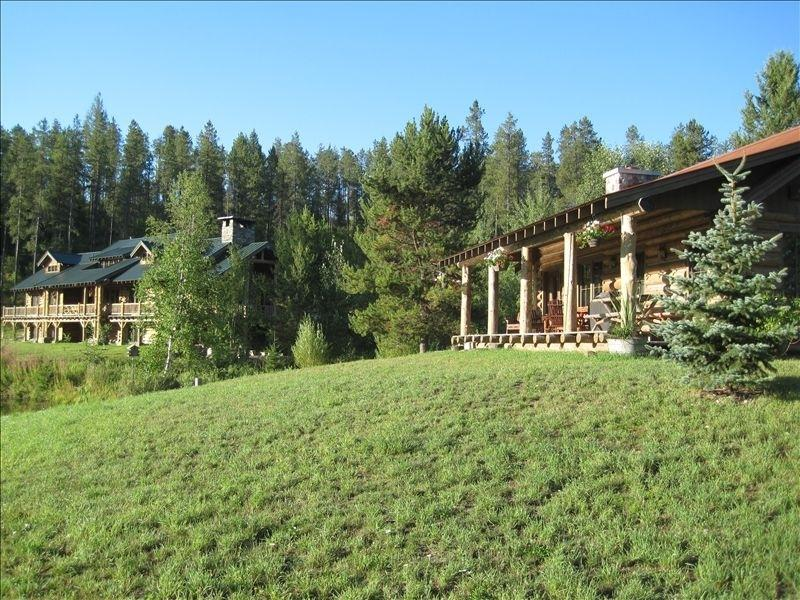 Green Valley Ranch - Green Valley Ranch Main Lodge - West Glacier - rentals