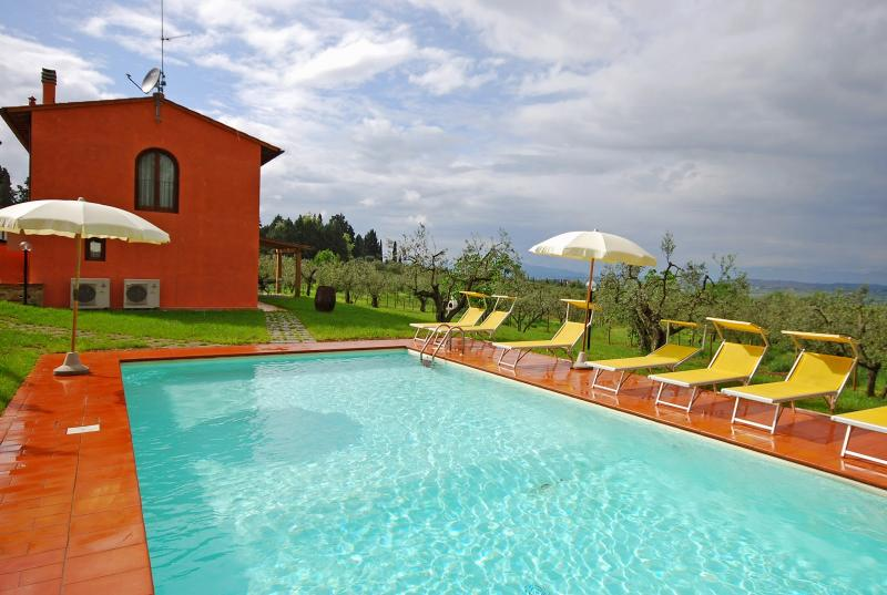 8 bedroom Villa in Montespertoli, Chianti, Tuscany, Italy : ref 2294059 - Image 1 - Montegufoni - rentals