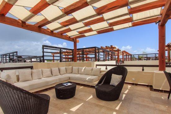 Condos for rent playa del carmen - Rooftop terrace - Aldea Thai PH passion - Aldea Thai PH Passion - Playa del Carmen - rentals