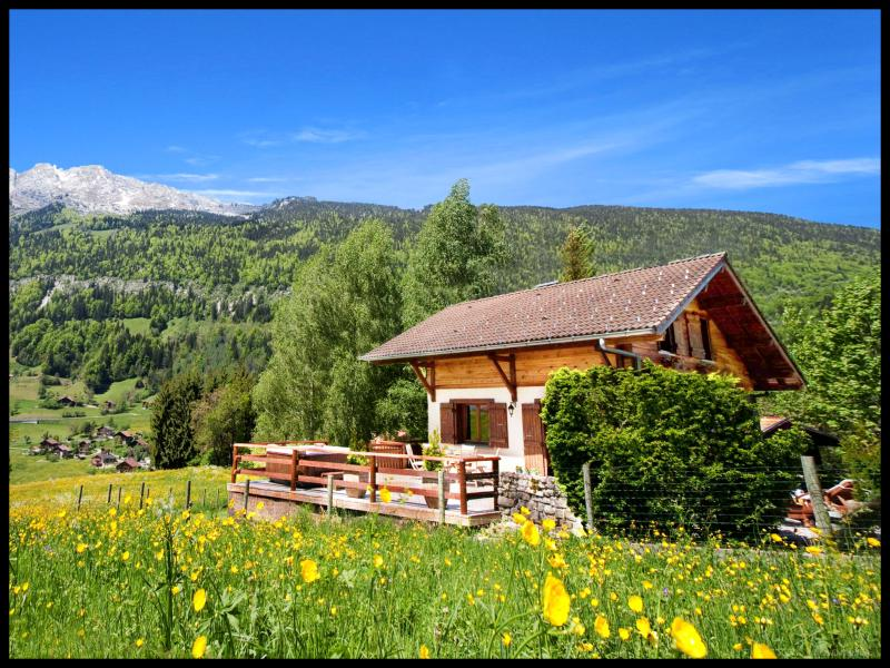 4 STARS - DREAM CHALET in La Clusaz area - HOT TUB - Image 1 - La Clusaz - rentals