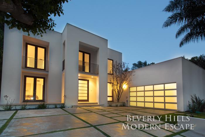 Beverly Hills Modern Escape - Image 1 - Los Angeles - rentals