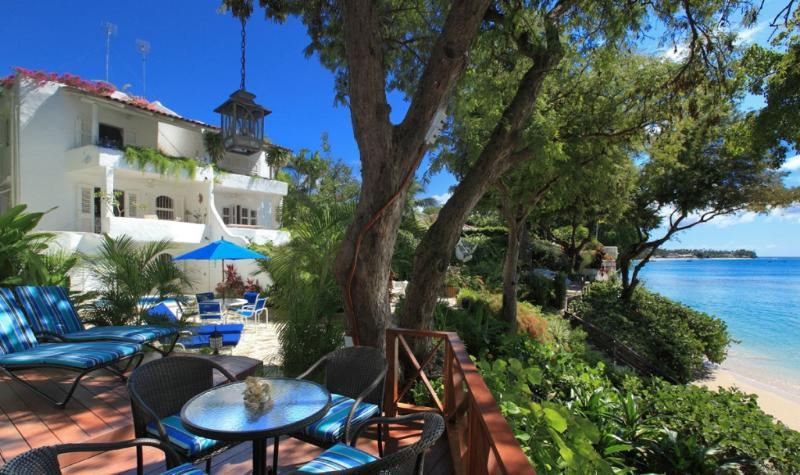 Oceans Edge, Merlin Bay, The Garden, St. James, Barbados - Beachfront - Image 1 - Barbados - rentals