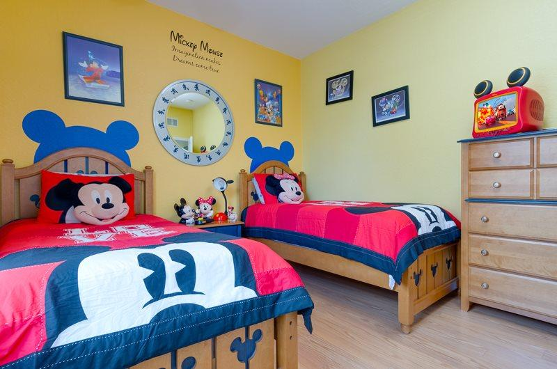 Tommy Bahama | Tropical 2nd Floor Condo, Bldg 4 with a Mickey Mouse Themed Bedroom - Image 1 - Kissimmee - rentals