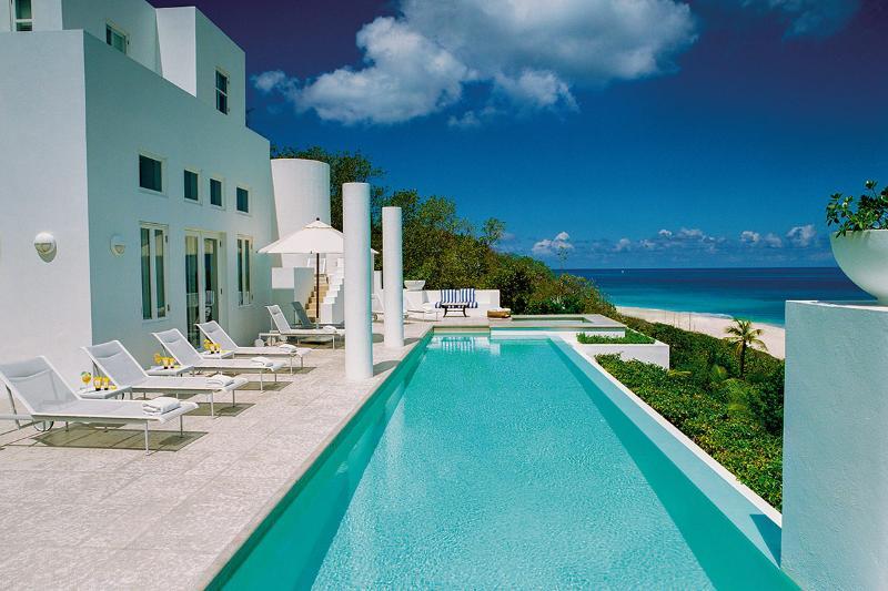 Sea Villa, Sleeps 10 - Image 1 - Long Bay Village - rentals