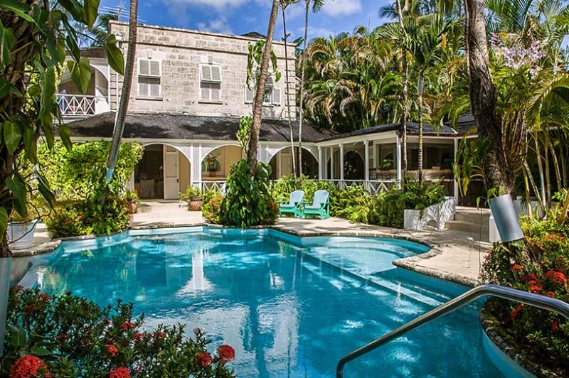 The Great House, Sleeps 16 - Image 1 - Barbados - rentals