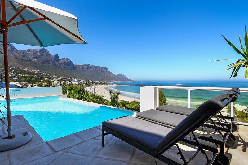 Beach Villa No.1, Sleeps 12 - Image 1 - Camps Bay - rentals