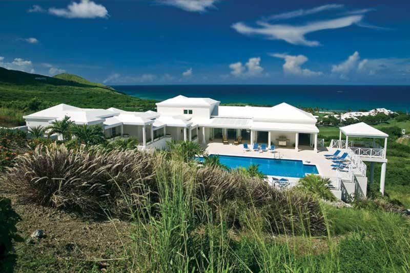 Blue Vista, Sleeps 8 - Image 1 - Saint Croix - rentals