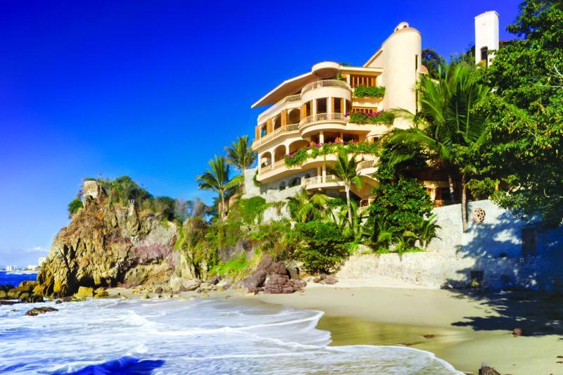 Estrella Mar, Sleeps 16 - Image 1 - Puerto Vallarta - rentals