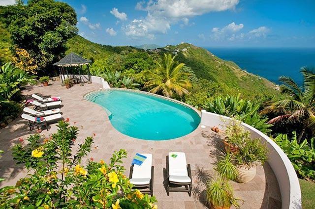 Canefield House, Sleeps 6 - Image 1 - Tortola - rentals