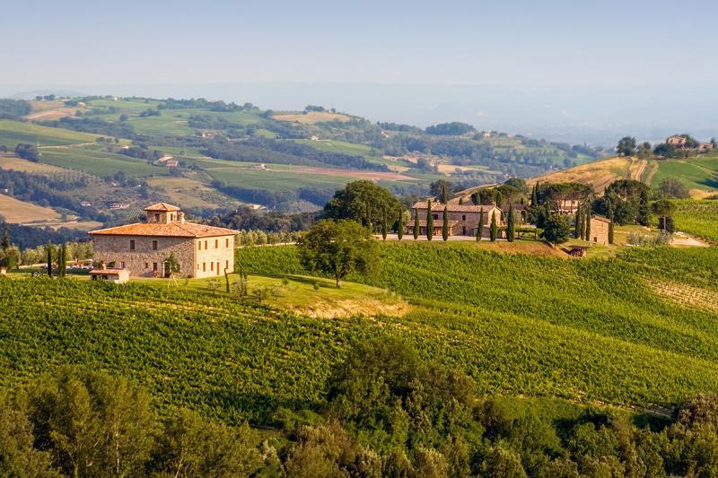 Villa Barbi, Sleeps 10 - Image 1 - Orvieto - rentals