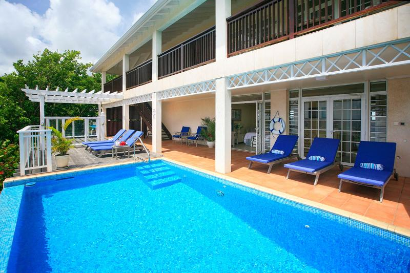 Villa Paradisso, Sleeps 6 - Image 1 - Cap Estate - rentals
