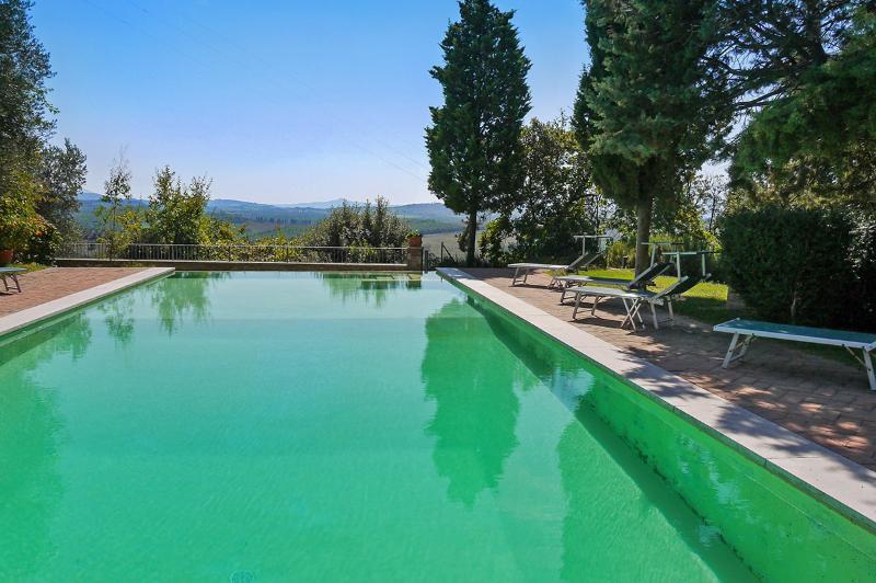 Villa Oliveto, Sleeps 10 - Image 1 - Siena - rentals