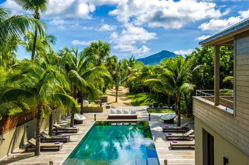 Villa K, Sleeps 6 - Image 1 - Anse Des Cayes - rentals