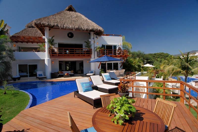 Palma Azul - Vallarta Gardens Resort & Spa, Sleeps 7 - Image 1 - La Cruz de Huanacaxtle - rentals