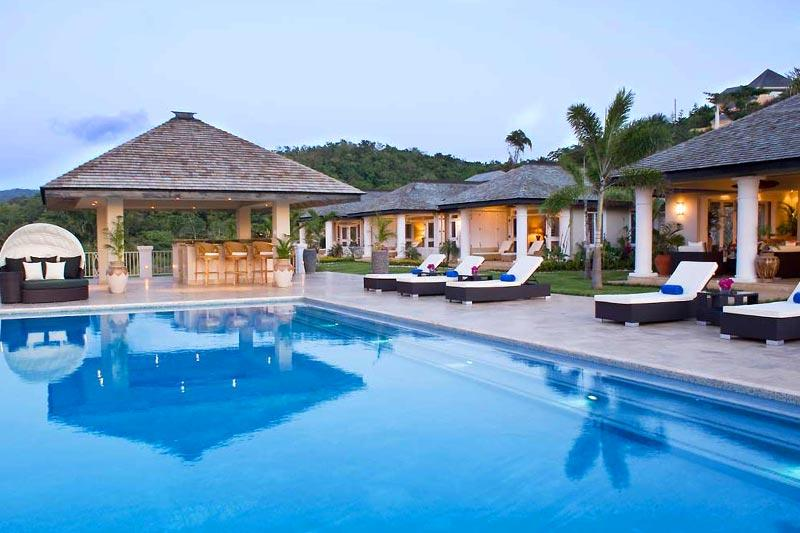 Harmony Hill at Tryall Club, Sleeps 12 - Image 1 - Montego Bay - rentals