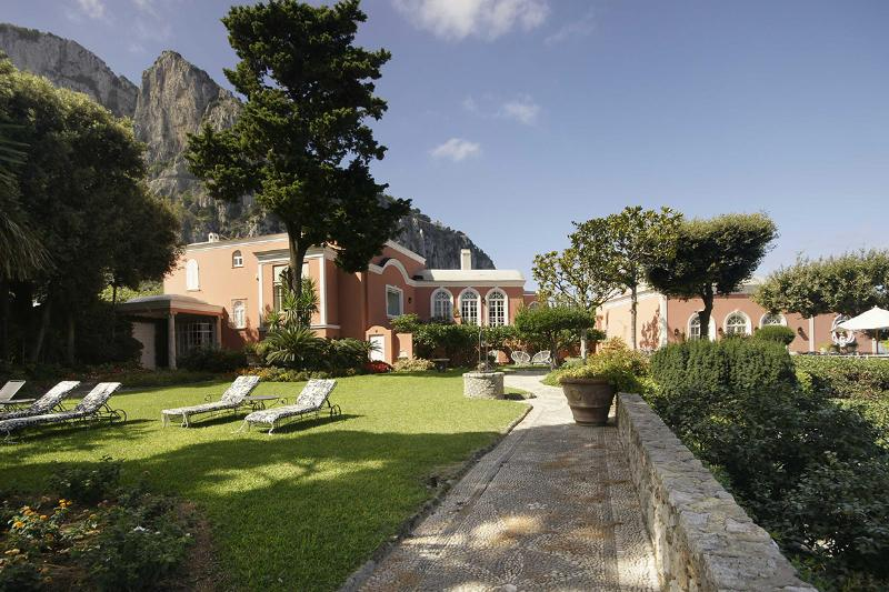 Villa Le Camelia, Sleeps 18 - Image 1 - Capri - rentals