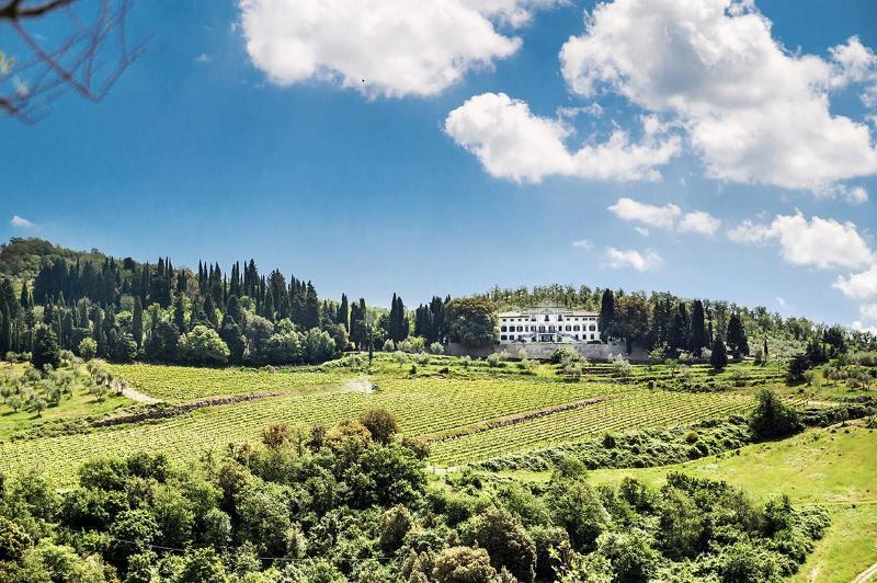Villa Vistarenni, Sleeps 13 - Image 1 - Gaiole in Chianti - rentals