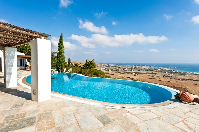 Agnanti Villa, Sleeps 8 - Image 1 - Drios - rentals
