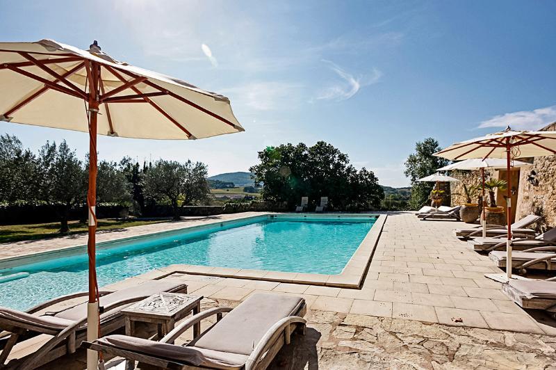 Chateau de Villedieu, Sleeps 16 - Image 1 - Provence - rentals