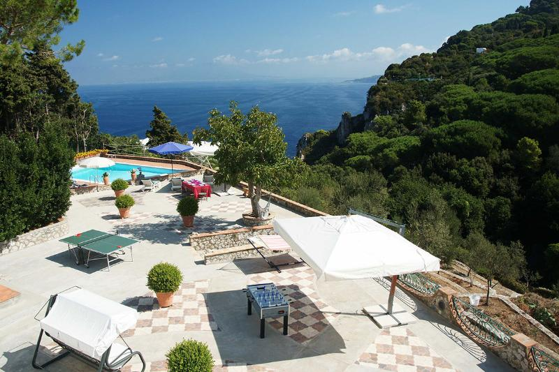 Villa Colonnina, Sleeps 10 - Image 1 - Amalfi Coast - rentals