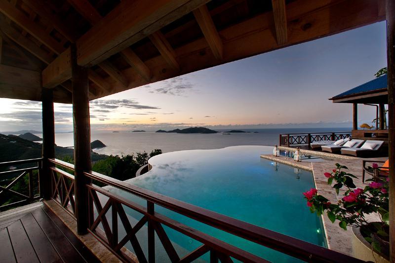 Tingalayo, Sleeps 12 - Image 1 - Tortola - rentals