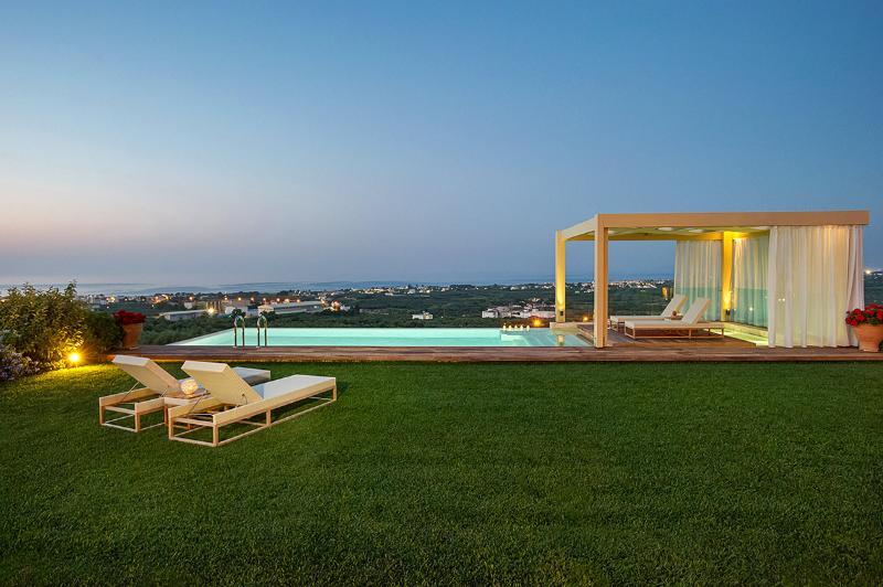 Villa Filira, Sleeps 6 - Image 1 - Kolymbari - rentals
