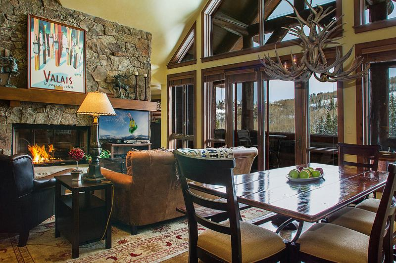 Snowcloud Lodge 8, Sleeps 12 - Image 1 - Avon - rentals
