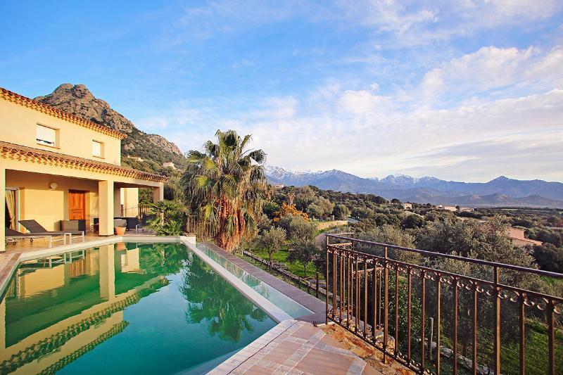 Villa Di Mare, Sleeps 6 - Image 1 - Lumio - rentals
