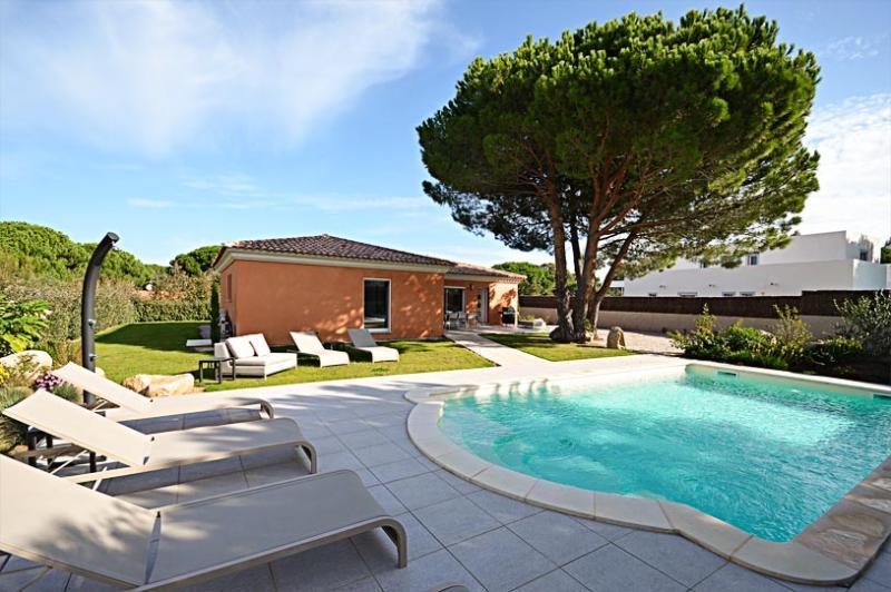 Villa Turquoise, Sleeps 6 - Image 1 - Calvi - rentals